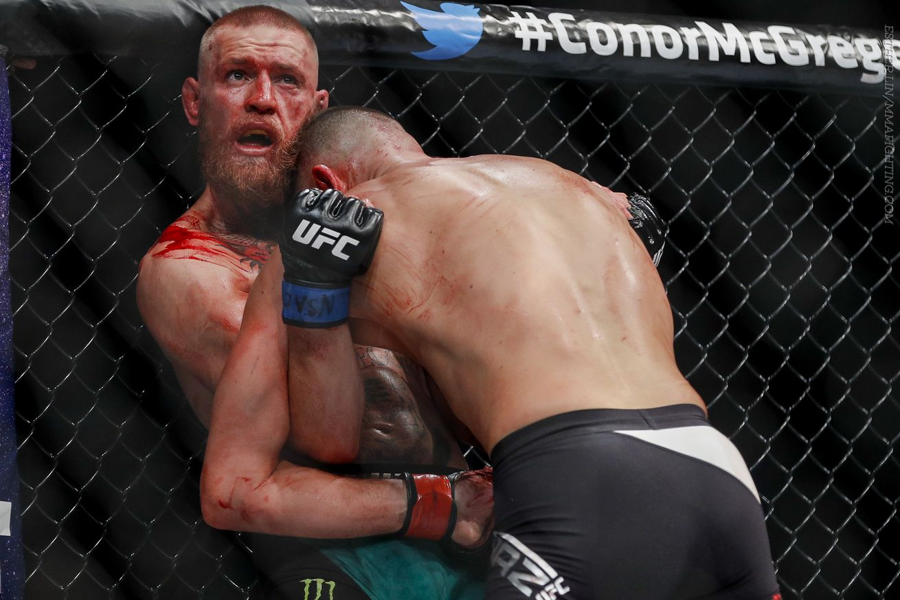Conor McGregor sings Nate Diaz's praises: 'Boy is he one tough motherf*cker'