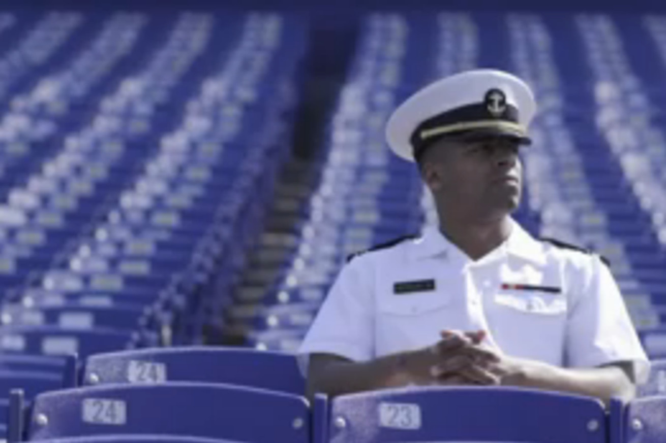 Baltimore WR Keenan Reynolds sends Memorial Day Message