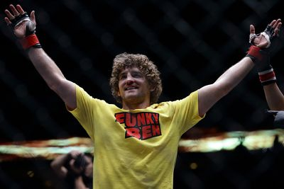 community news, Ben Askren wants to fight dummy Johny Hendricks more than any other potential opponent