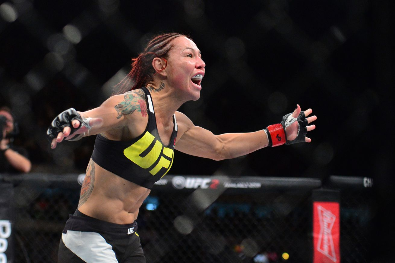 Cris Cyborg continues her social media beatdown of Ronda Rousey with Running Man Challenge cheap shot