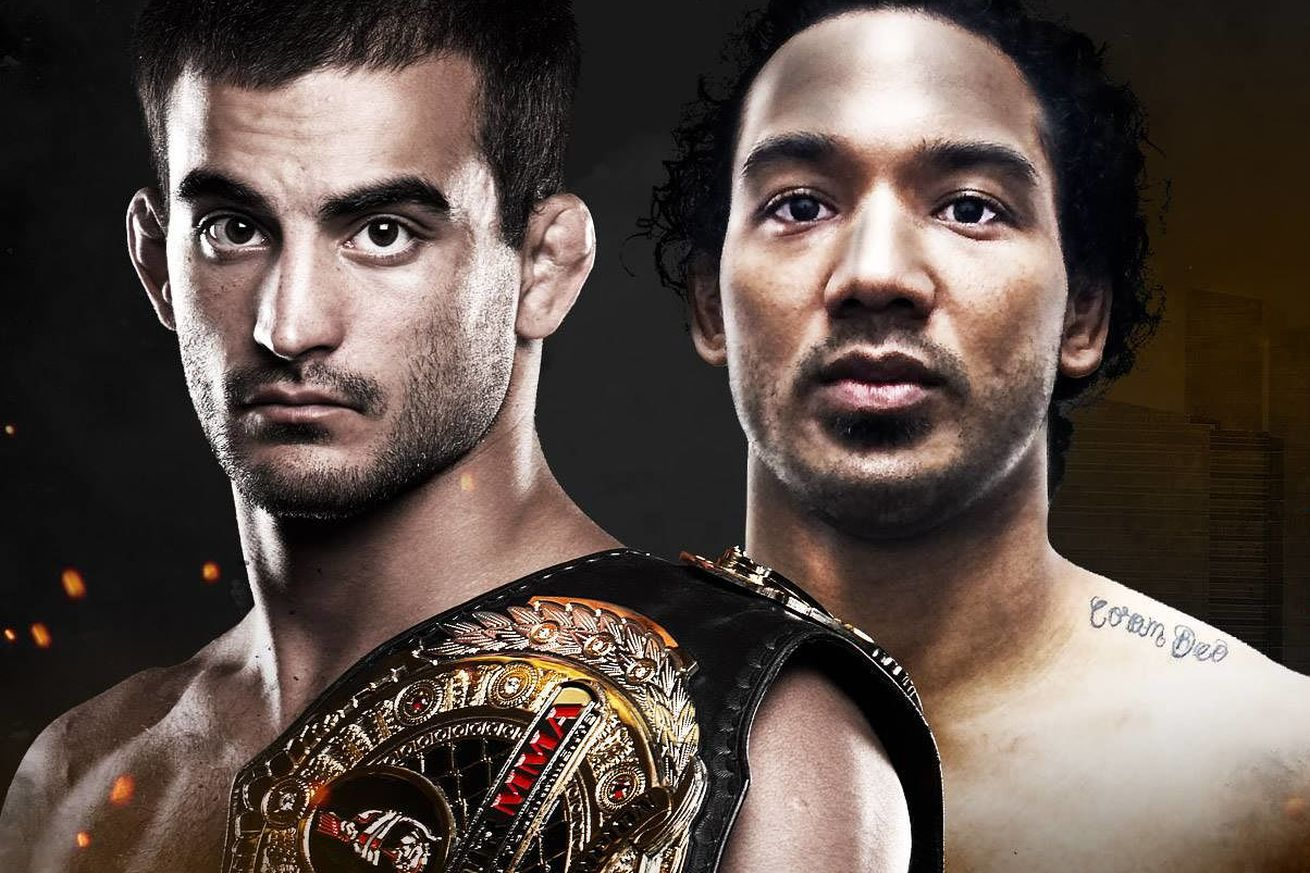 Bellator 153 results: LIVE Koreshkov vs Henderson streaming play by play updates TONIGHT on Spike TV