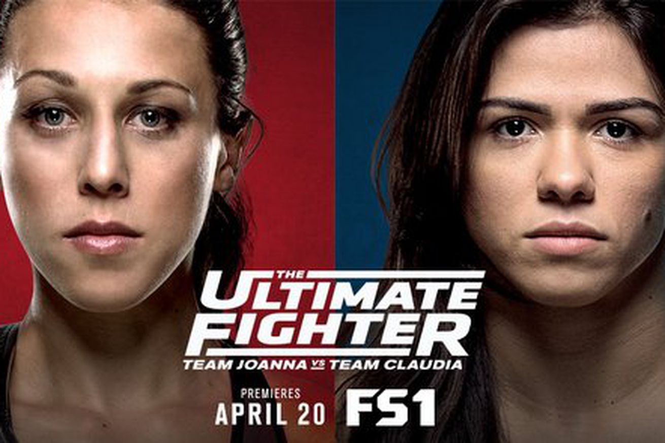 TUF 23 results, recap for Team Joanna vs Team Claudia on FOX Sports 1 (Ep. 3)