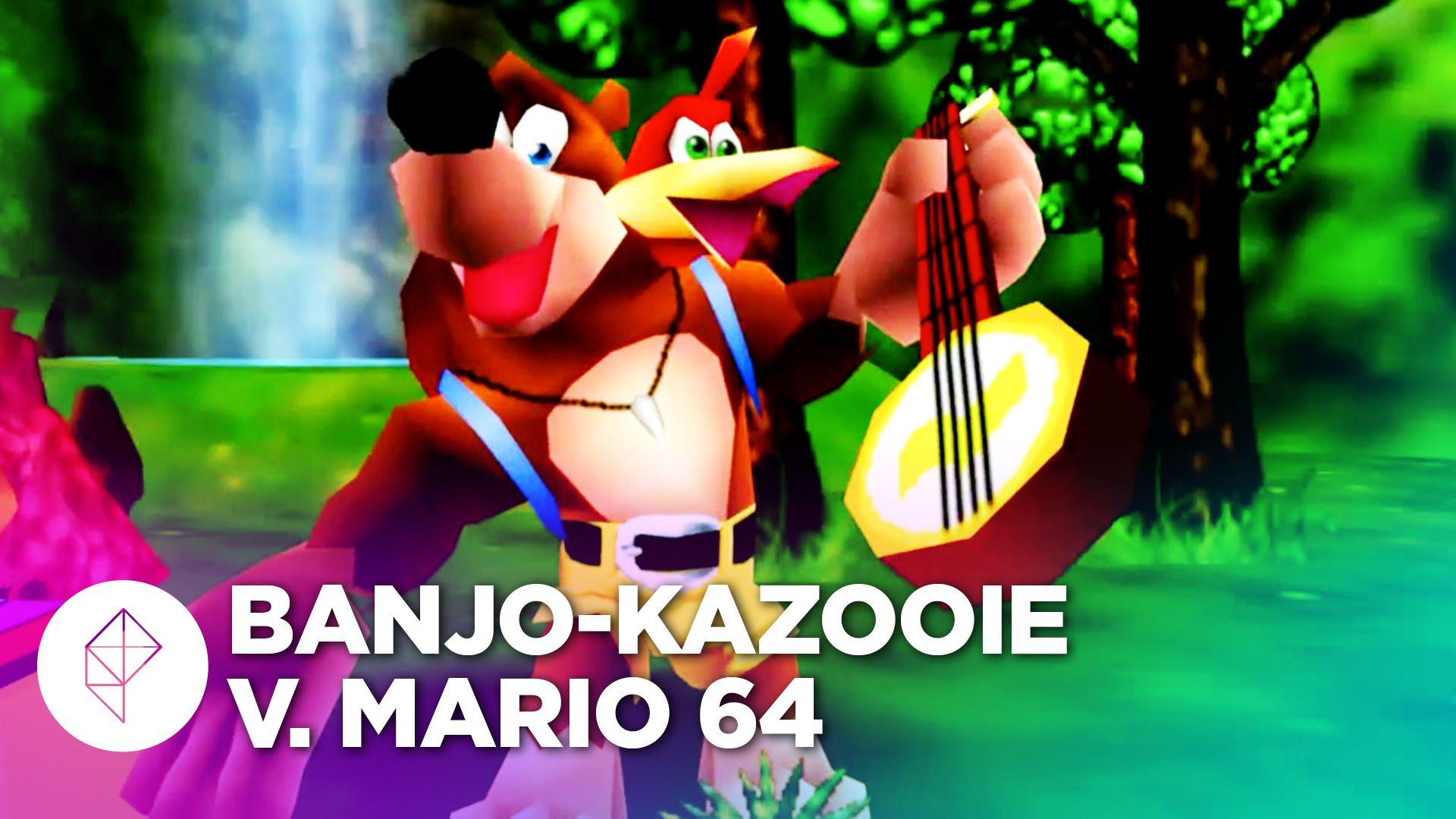How 'Banjo-Kazooie' Became a Bridge Between Marios - The Ringer