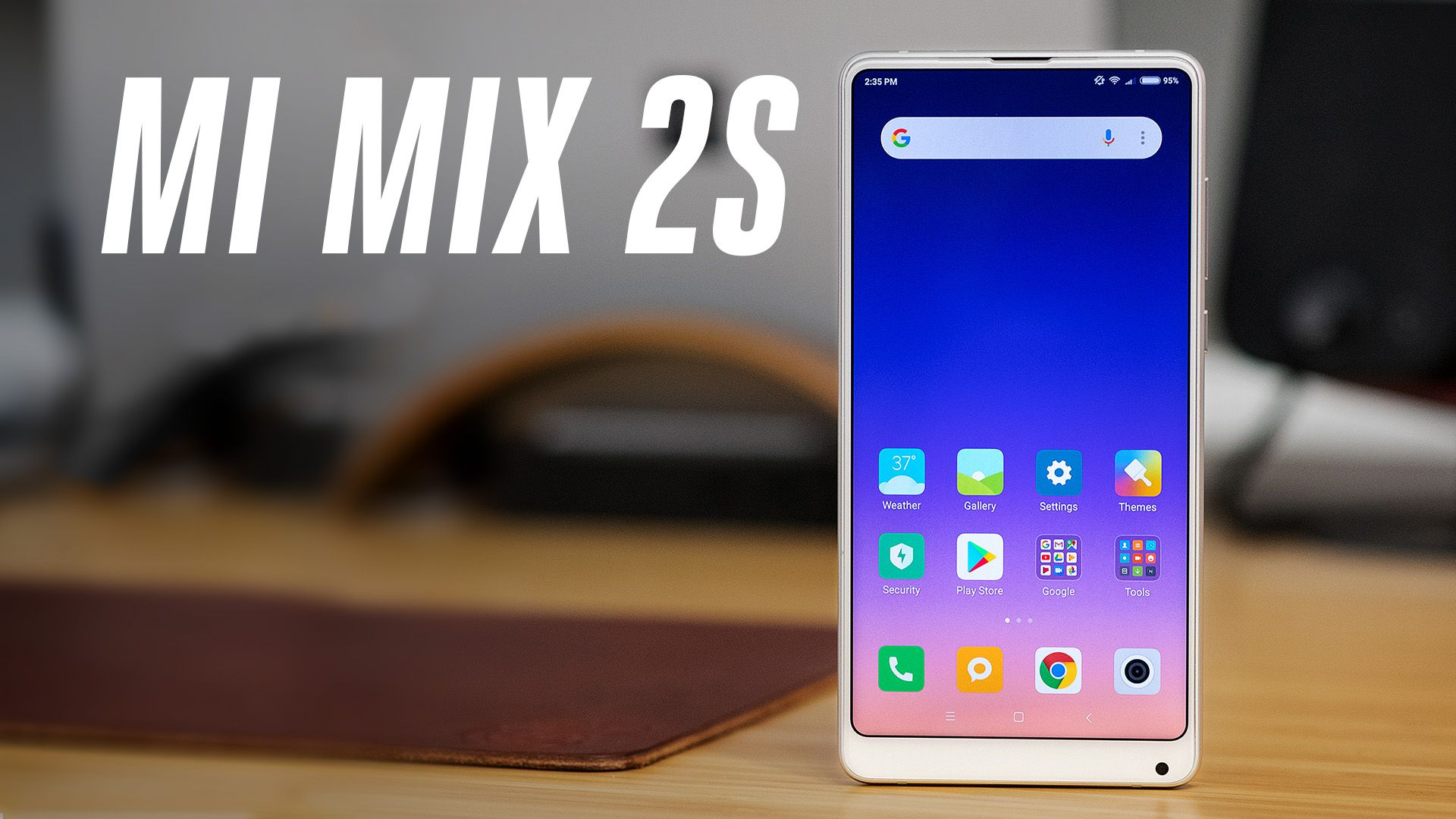 Xiaomi Says Its New Mi Mix 2s Has Better Features Than Apples Original Kabel Data Micro Usb Redmi 2 3 4 Note Iphone X The Verge