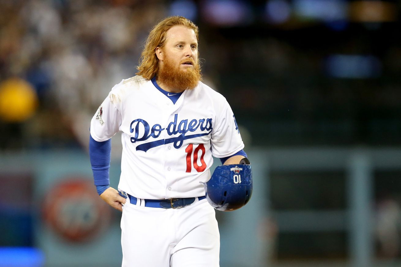 justin turner how tall