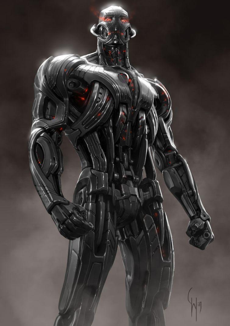 Quicksilver Avengers 2 Concept Art Avengers Age Of Ultron...