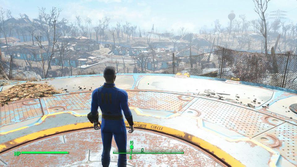 Fallout 4 - Parte 1