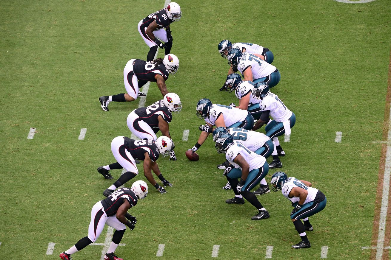 OL age and the NFL: 2013 edition - Bleeding Green Nation