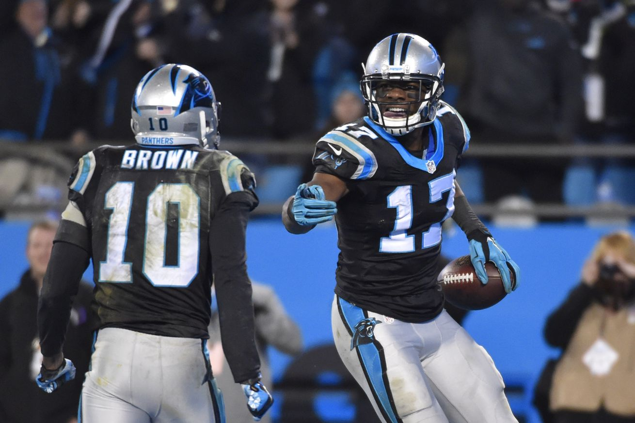 Nike NFL Jerseys - Upon Further Review: The Panthers 2015 rookie class - Cat Scratch ...