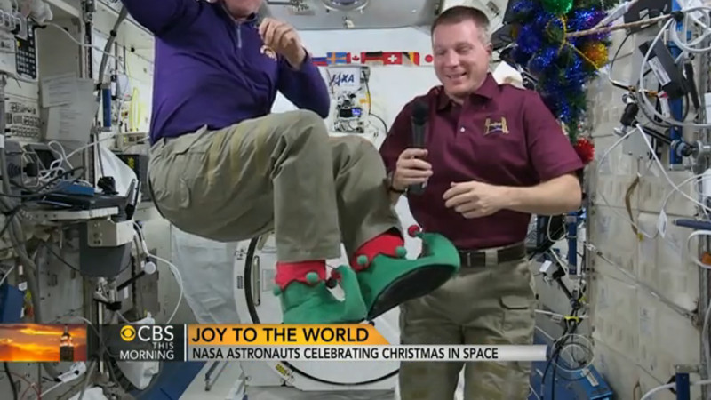 iss christmas 2