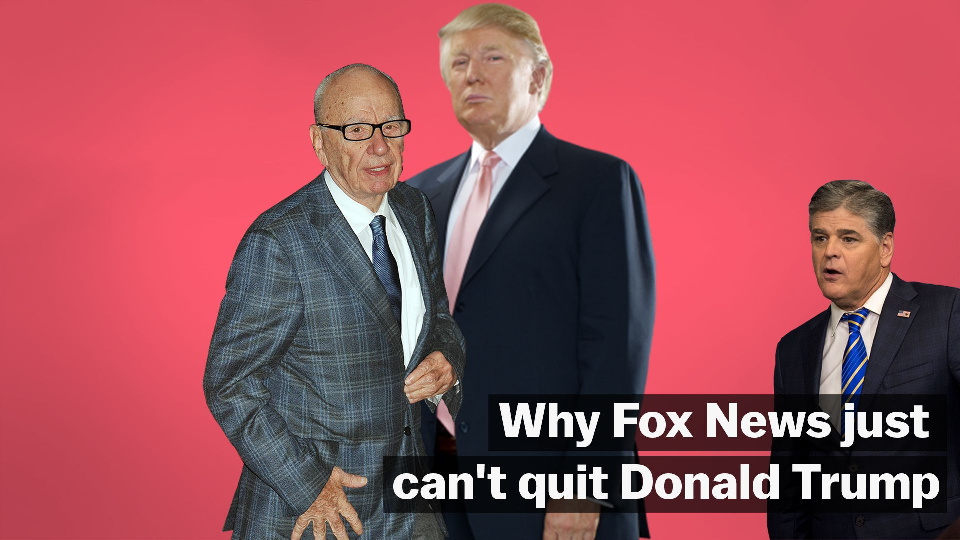 Image result for Trump, Murdoch, Fox News, New York Times