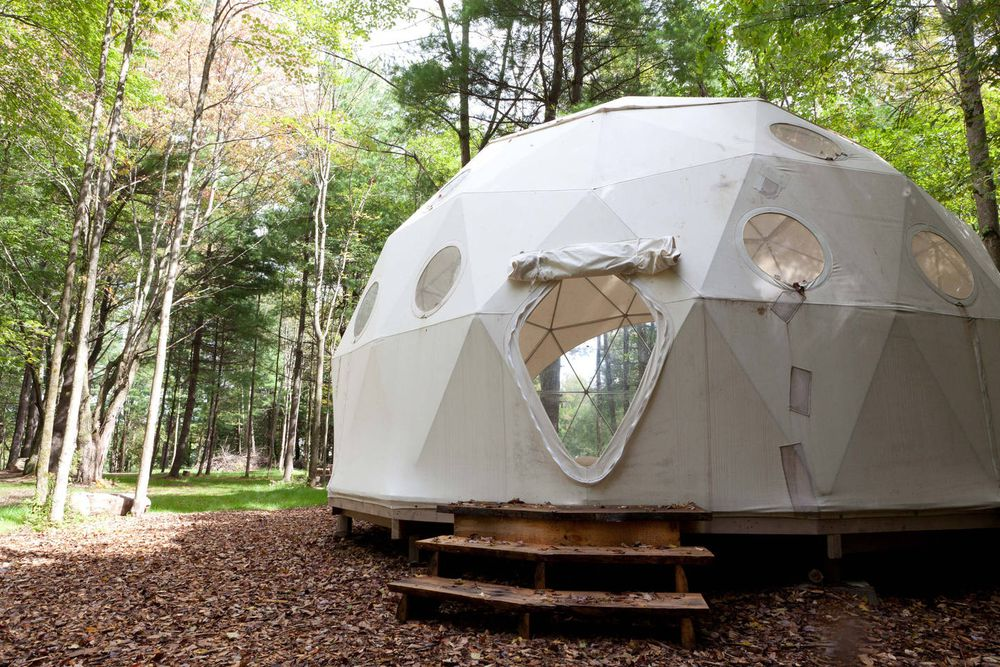 7 Geodesic Domes You Can Rent