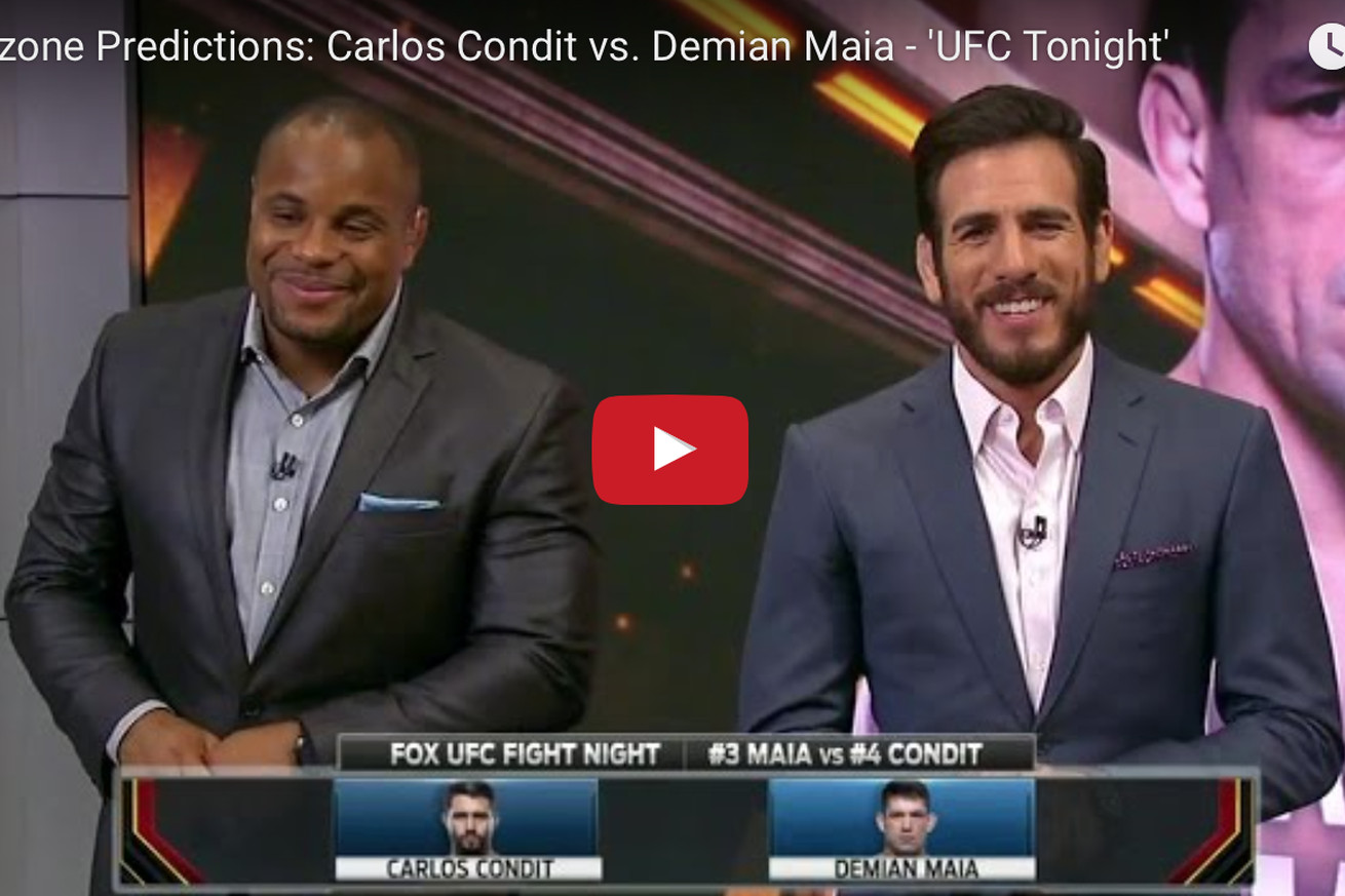 community news, Demian Maia vs Carlos Condit Strikezone video preview for UFC on FOX 21 main event