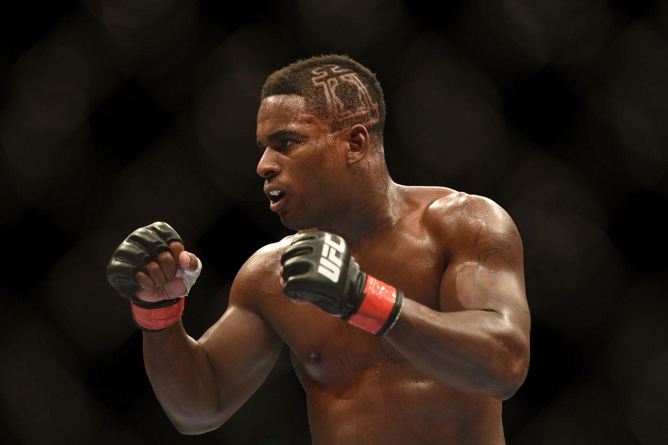 community news, UFC 202: Lorenz Larkin is not dumb, but UFC Fight Pass booking is stupid