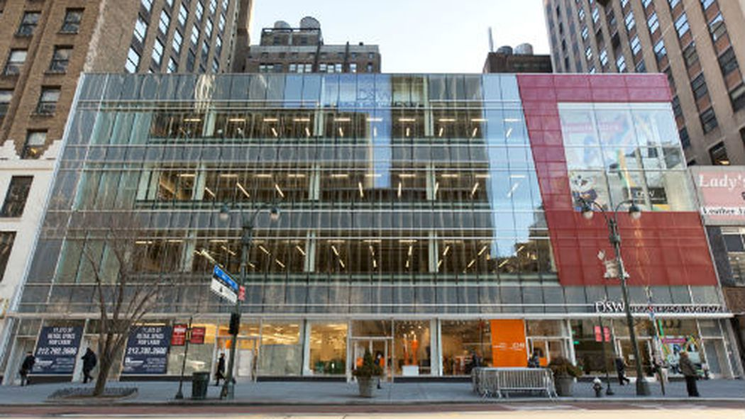 Dsw opens 34th street store upper west side store to for T mobile upper west side