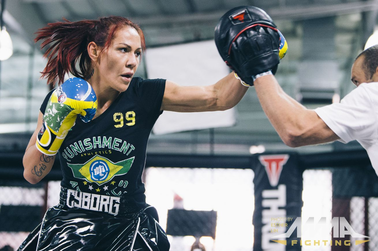 community news, UFC 198: Despite past squabbles, Dana White relationship all business for Cris Cyborg