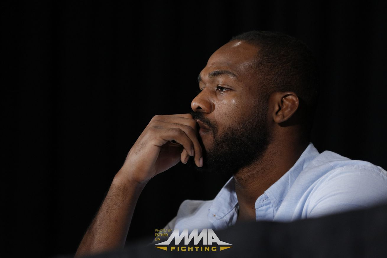 community news, Jon Jones opens up about drug test failure: 'I'm a victim of my own ignorance'