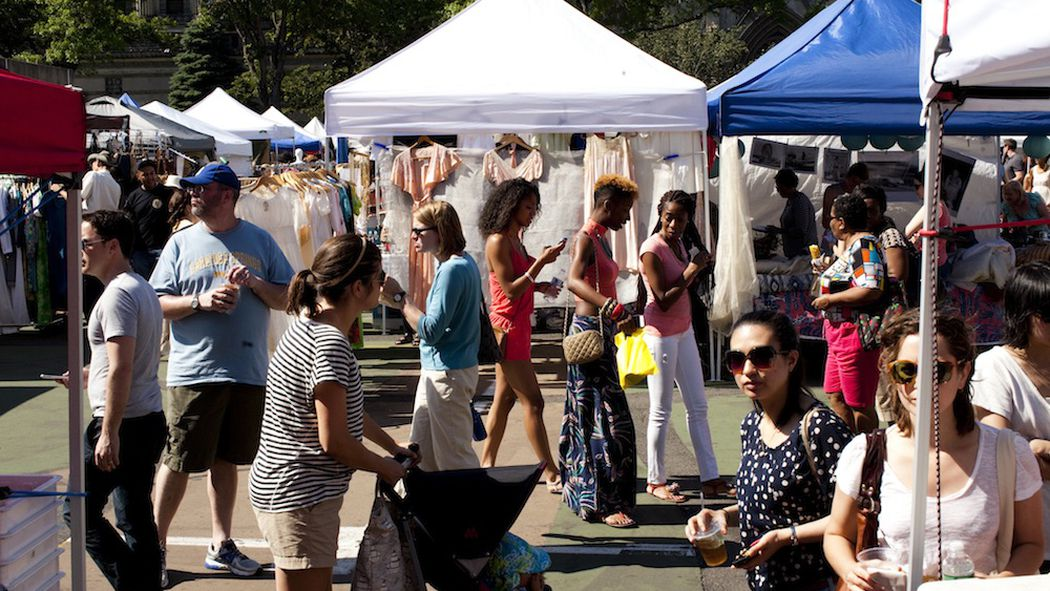 Can the Brooklyn Flea Take Its Show on the Road? - Racked NY