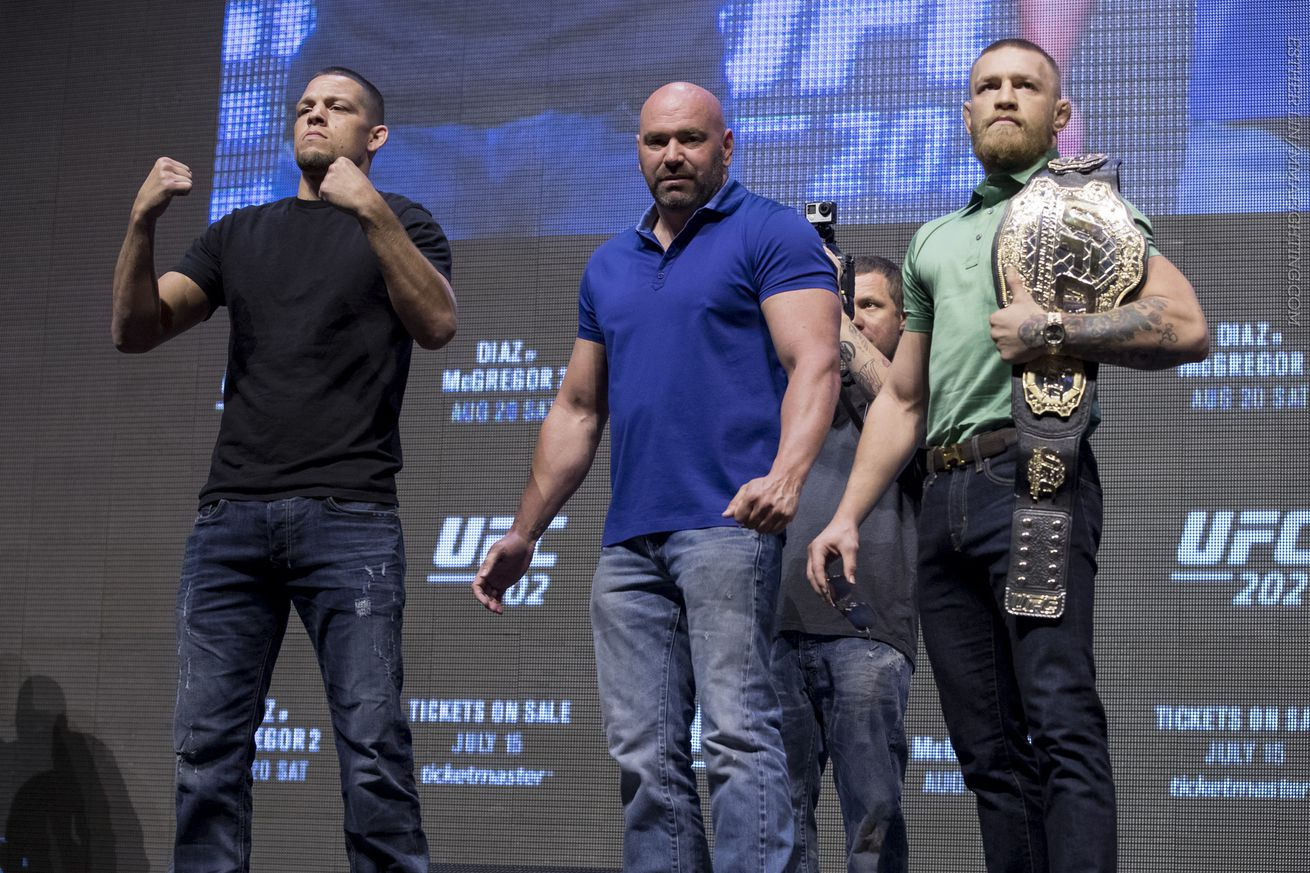 community news, Conor McGregor: Nate Diaz 'won the lotto' when he beat me