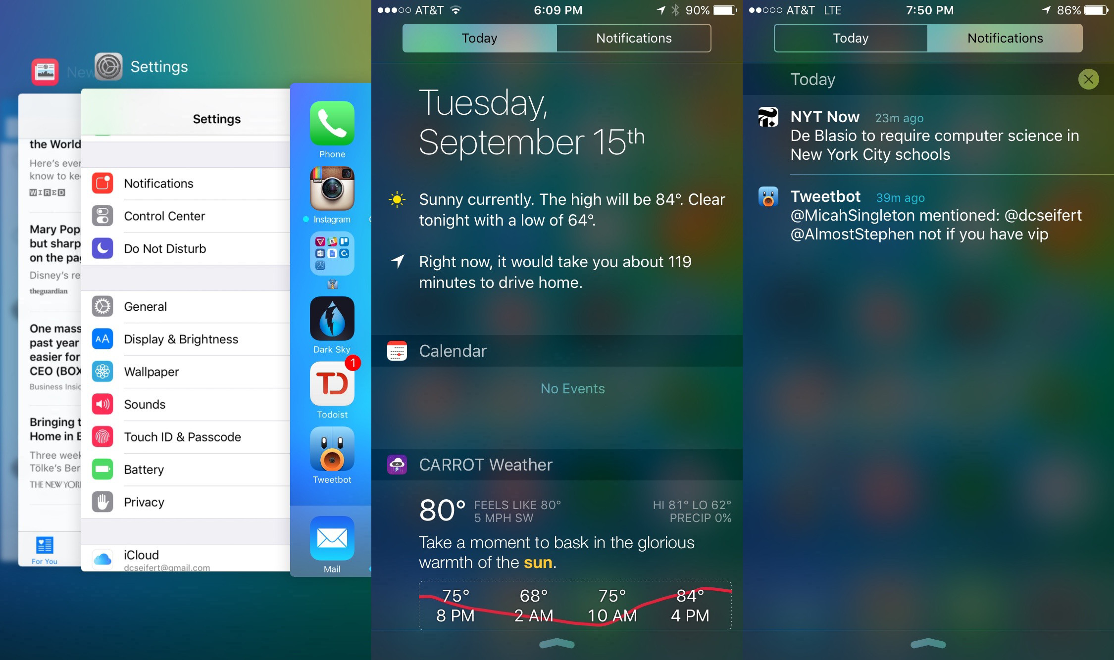 Ios 9 Release Verge | Update IOS On Your IPhone 2016
