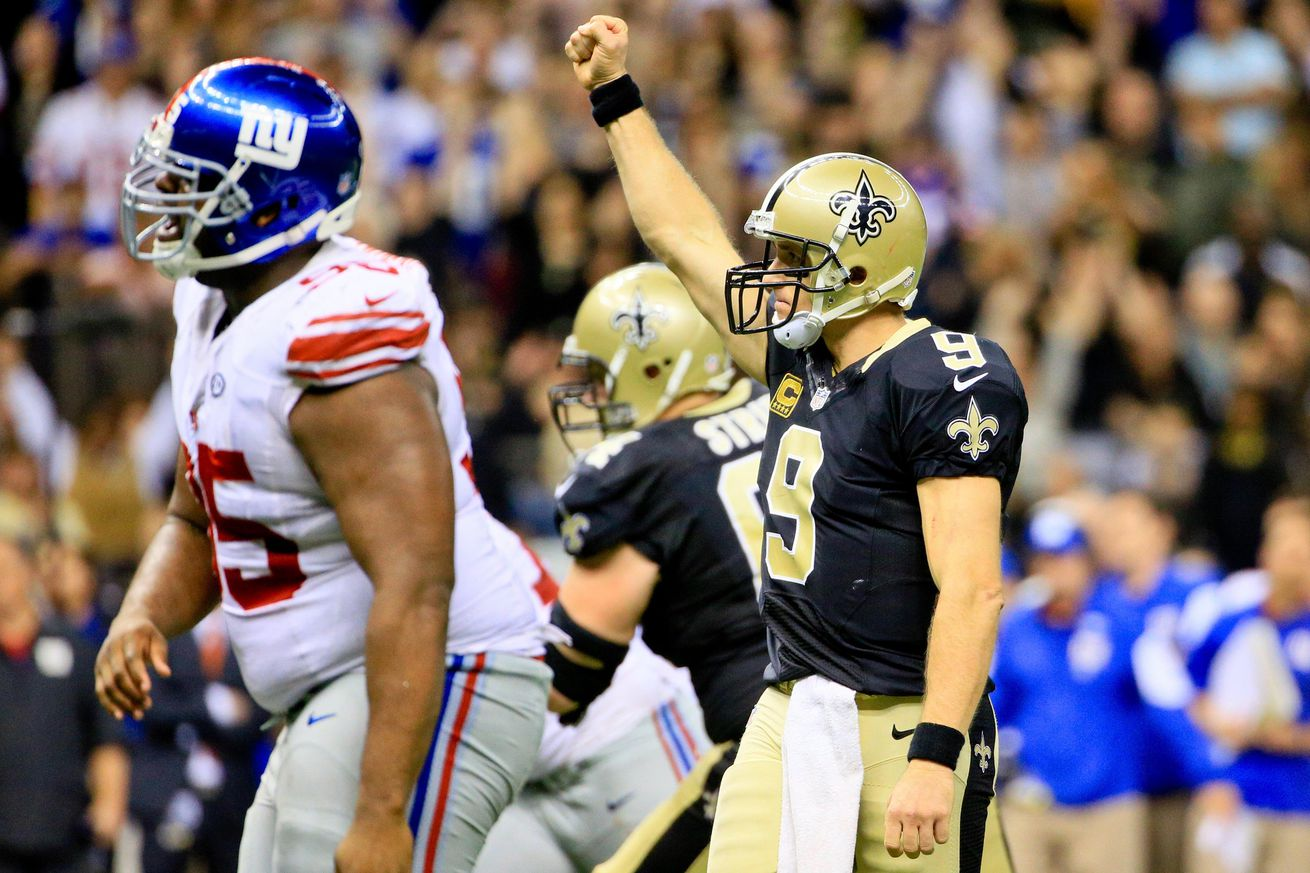 Drew Brees Voted 2015 Performer of the Year
