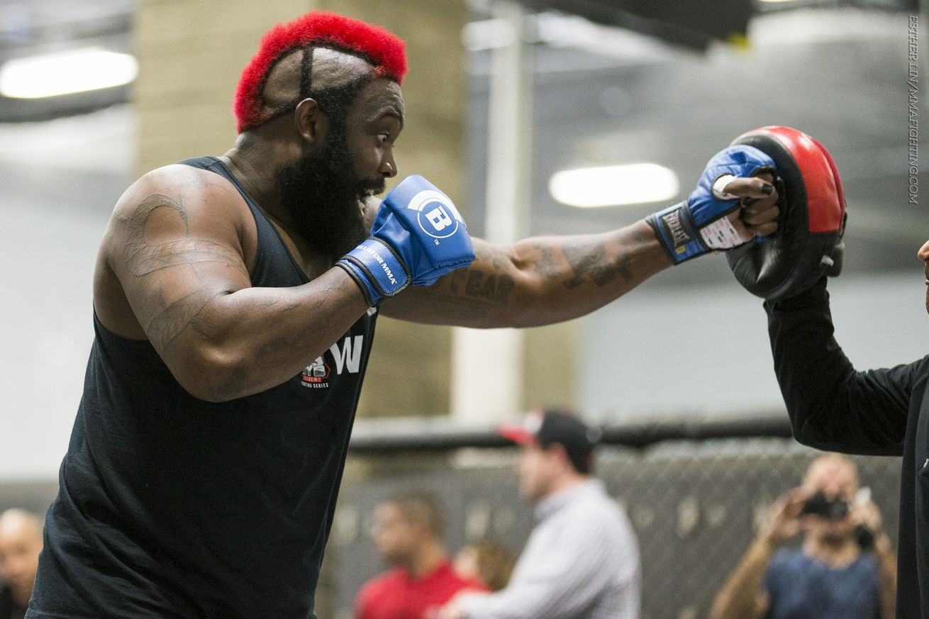 community news, Dada 5000 released from hospital following Kimbo Slice bout