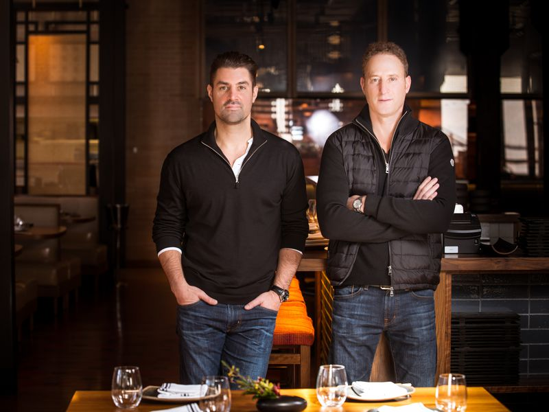 How The Boka Guys Turned Their Japanese Dream, Momotaro, Into Another Smash Hit :   Kevin Boehm and Rob Katz, Founders of the Boka Restaurant Group