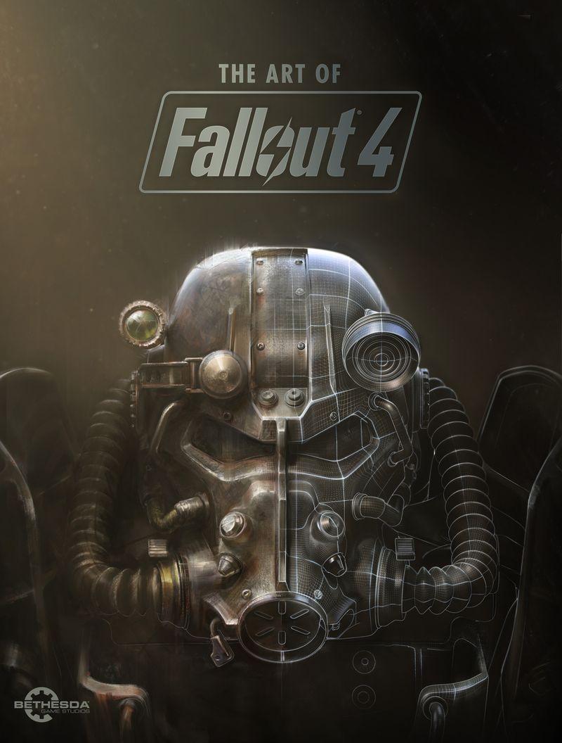 Fallout 4 artbook