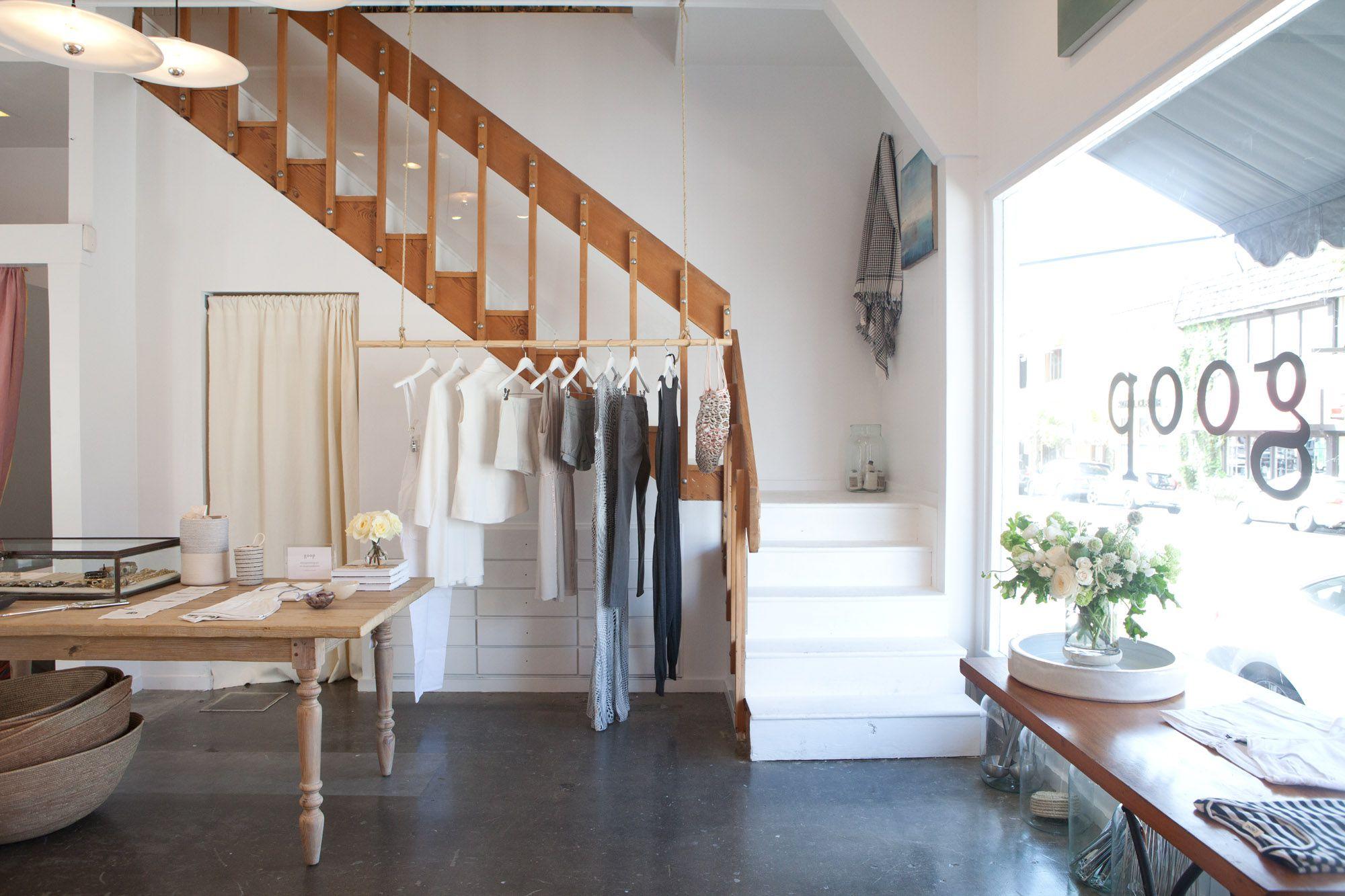 cara menata barang di toko bergaya modern minimalis
