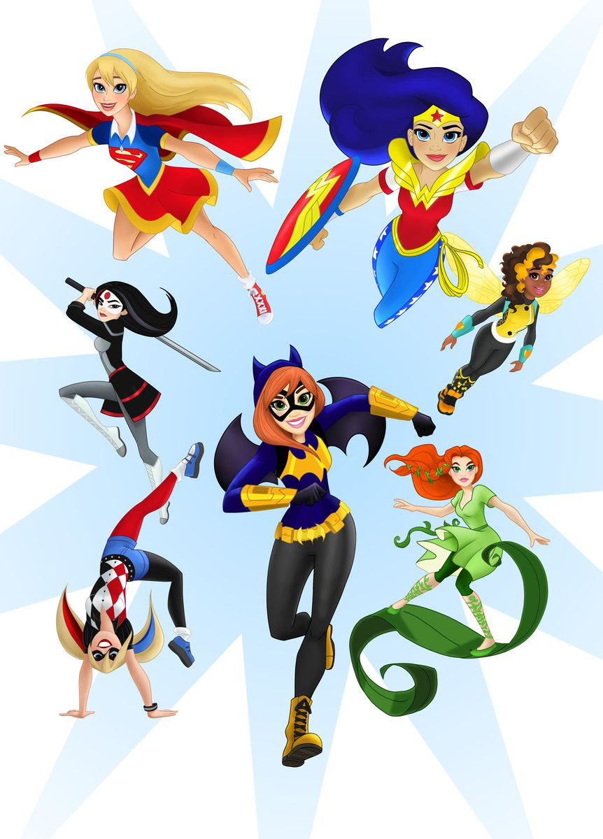 dc announces long overdue girl focused superhero Lunch Box Clip Art pack lunch clip art for coloring