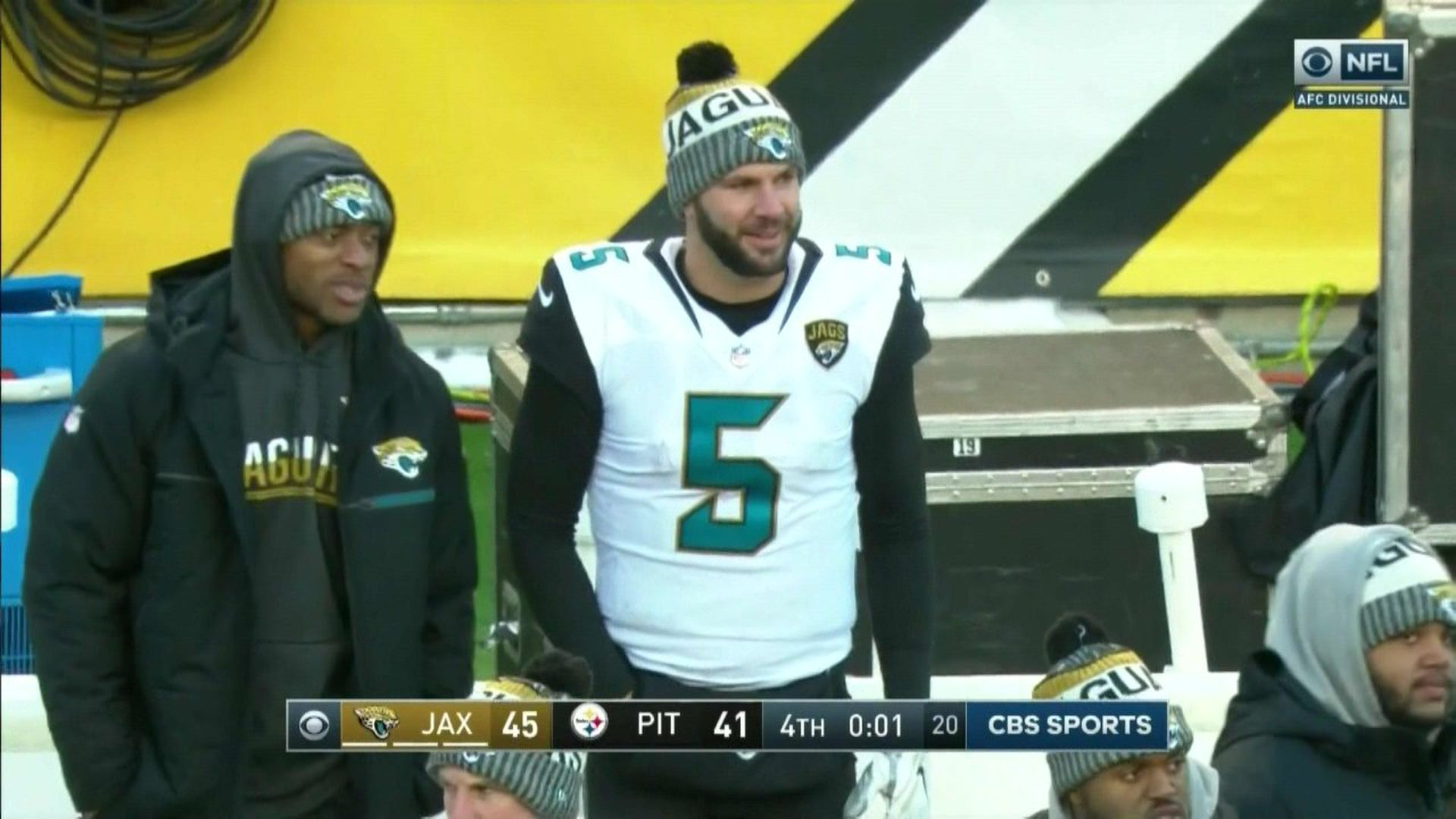 Jaguars fans flooded Heinz Field with DUUUUVAL chants to make the Steelers' day that much worse