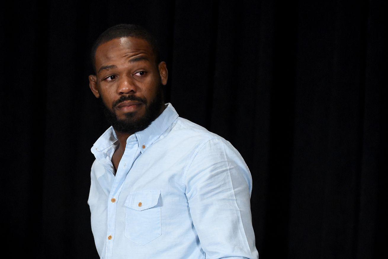 Daniel Cormier, Anthony Johnson not fans of Dana Whites plan for Jon Jones UFC return