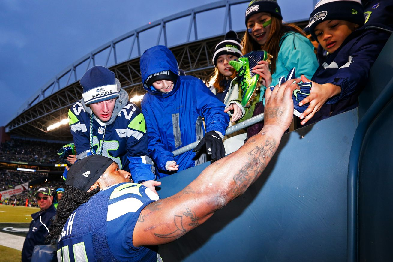 Reloaded: Marshawn Lynch -- not a eulogy