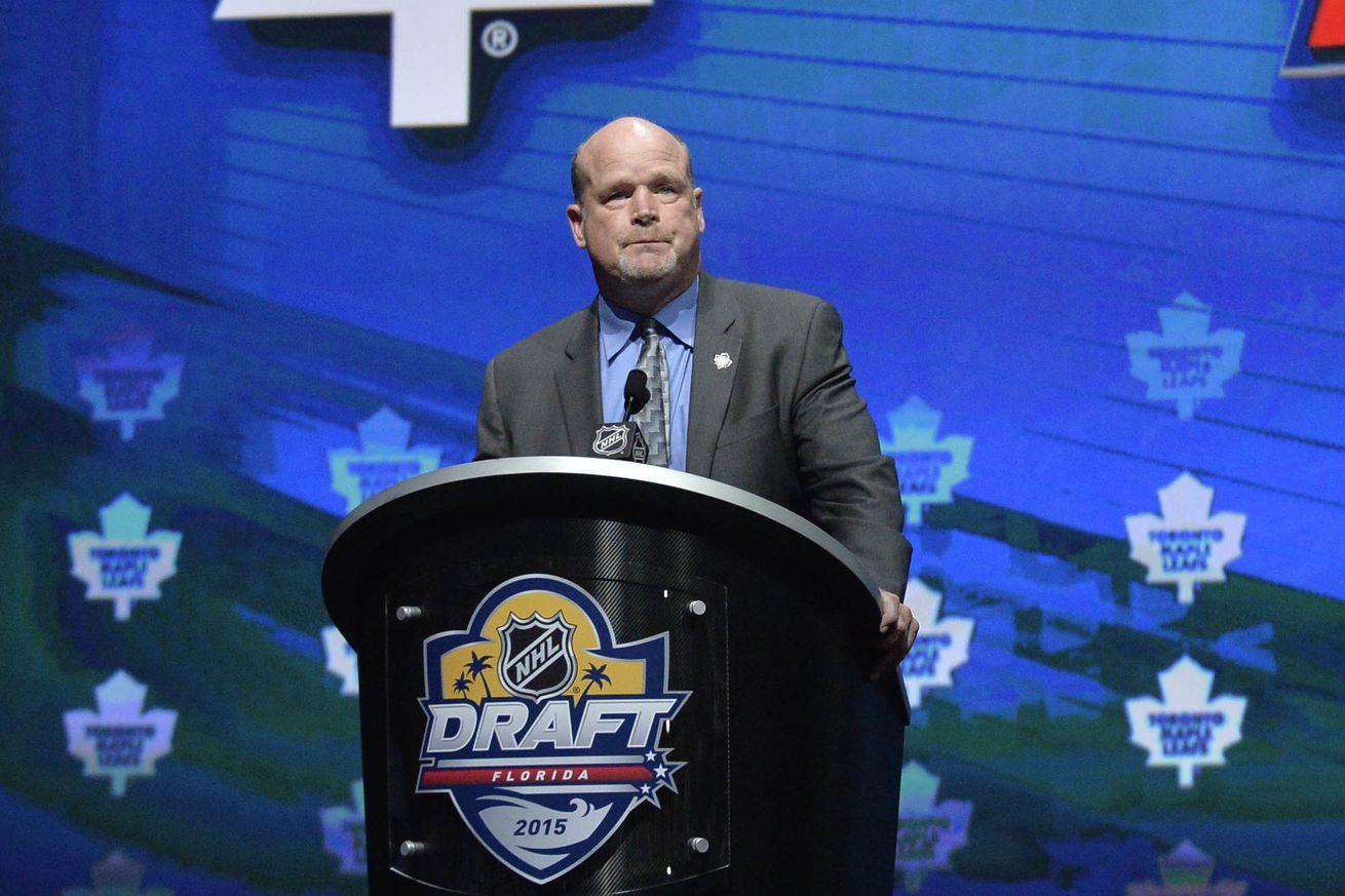 Toronto Maple Leafs Name Mark Hunter Asst GM