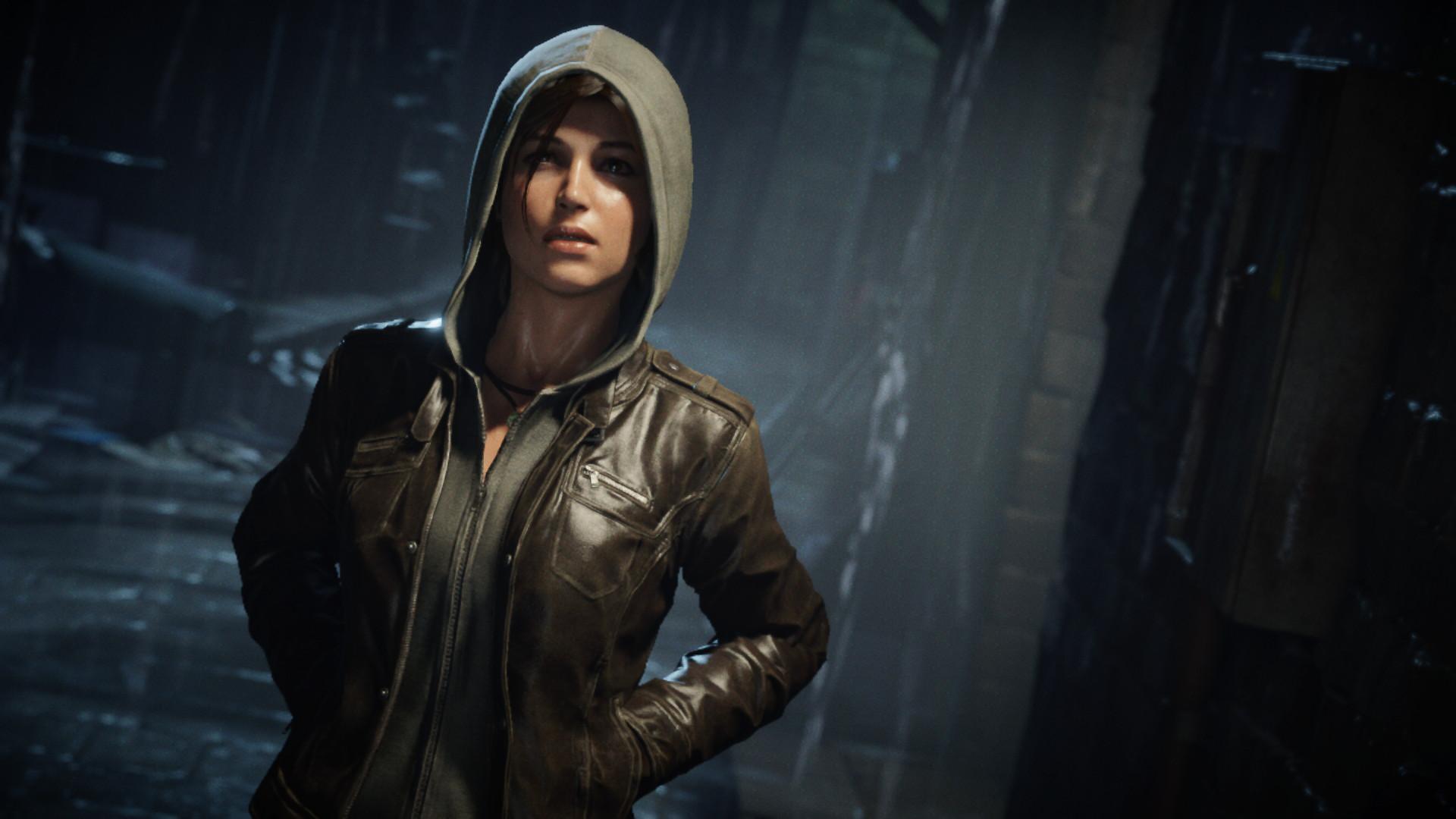 Rise Of The Tomb Raider Wandgemälde