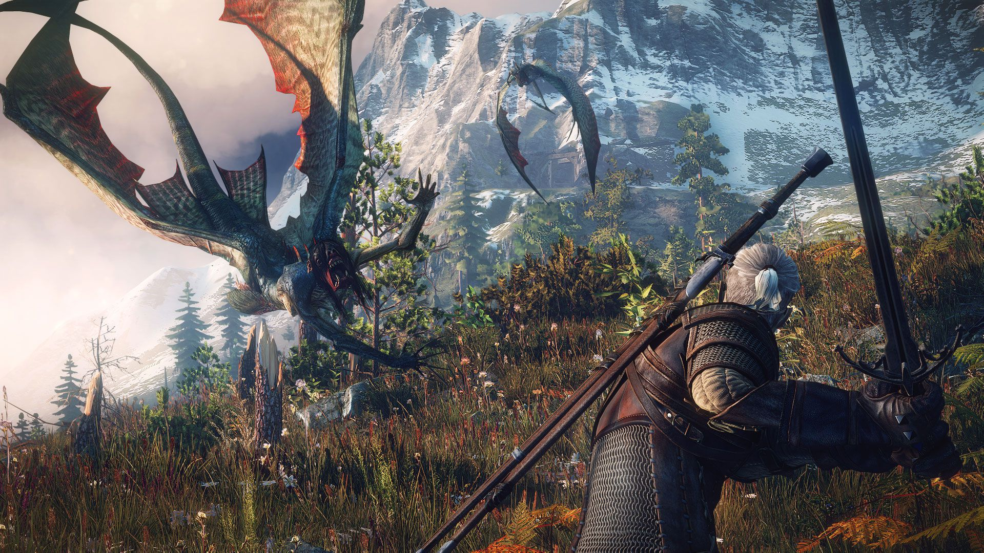 the witcher 3 wild hunt review off the path polygon. Black Bedroom Furniture Sets. Home Design Ideas