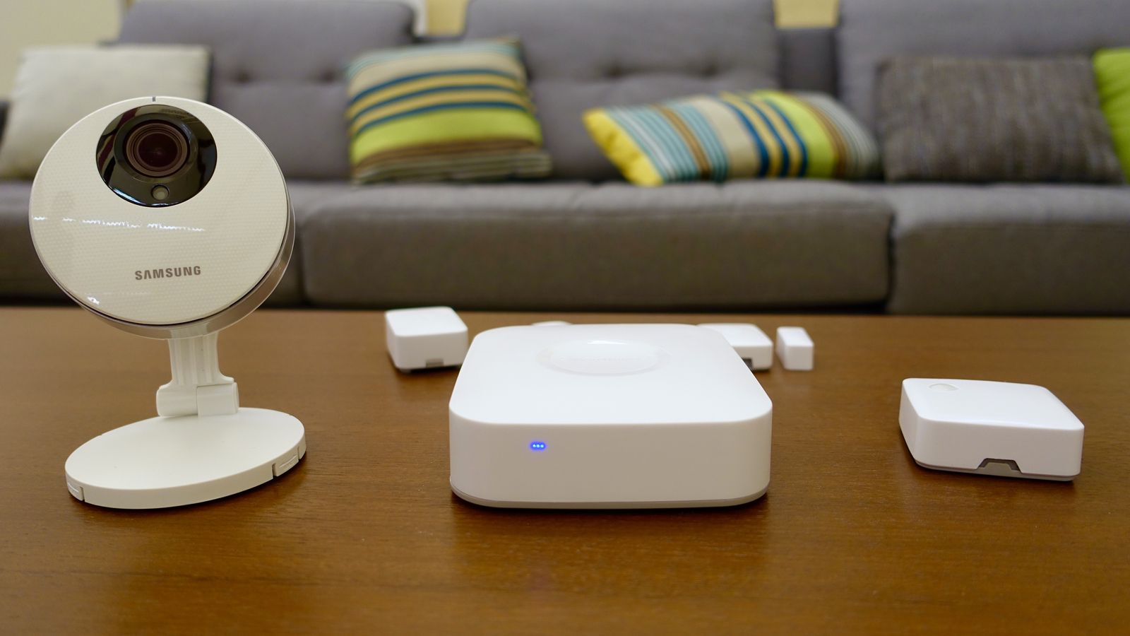 SmartThings' new hub uses Samsung cameras to monitor your ...
