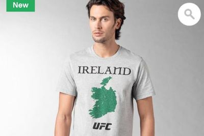 community news, Conor McGregor coach threatens to terminate Reebok deal over stupid, divisive Ireland t shirt