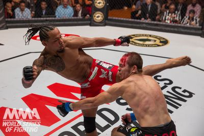 Rules formalized for WSOFs one night lightweight tournament