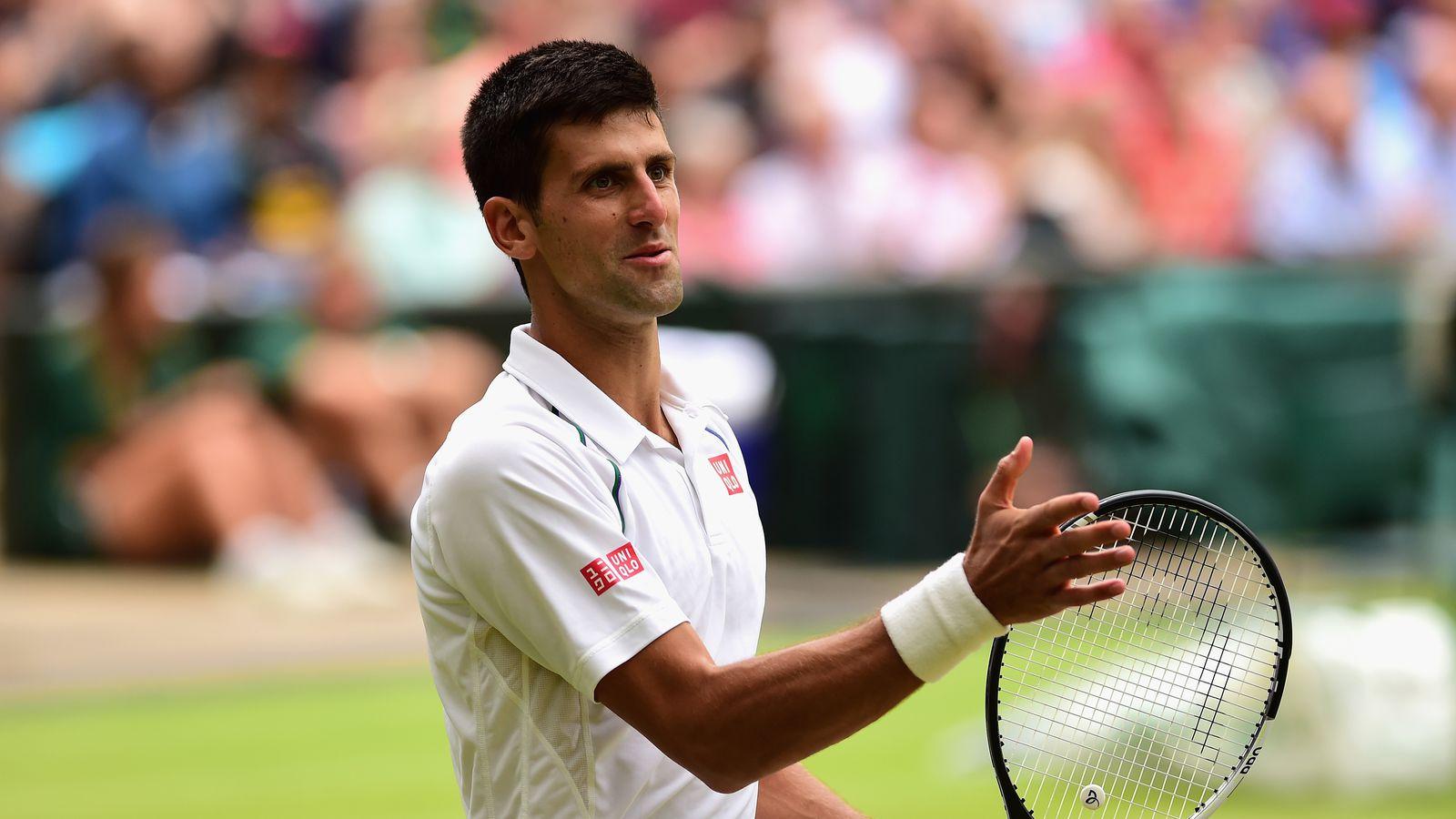 Novak Djokovic wins 2015 Wimbledon men's title - SBNation.com