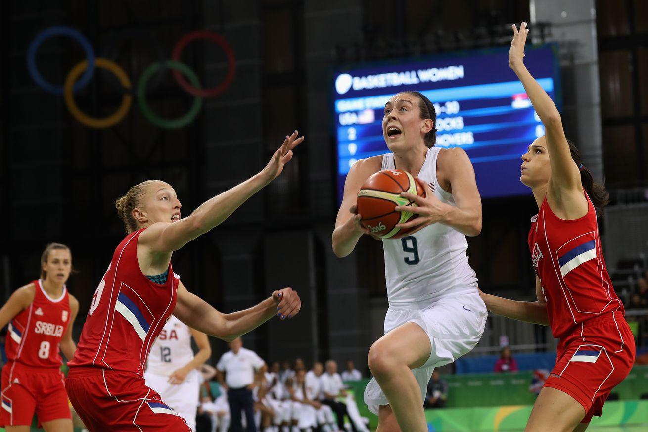 U.S. dominates Canada 81-51 in women's basketball at Rio Games