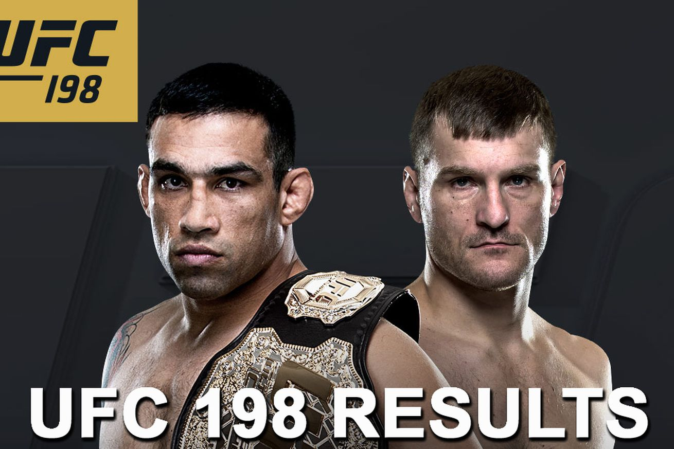 community news, UFC 198 live stream results: Werdum vs Miocic play by play updates