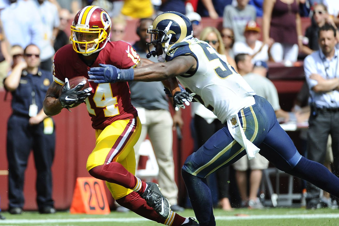 NFL Jerseys - Washington Redskins Stat of the Week: Big Plays - Hogs Haven