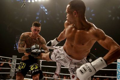 Nieky Holzken vs. Raymond Daniels for vacant title targeted for GLORY 23 in Las Vegas