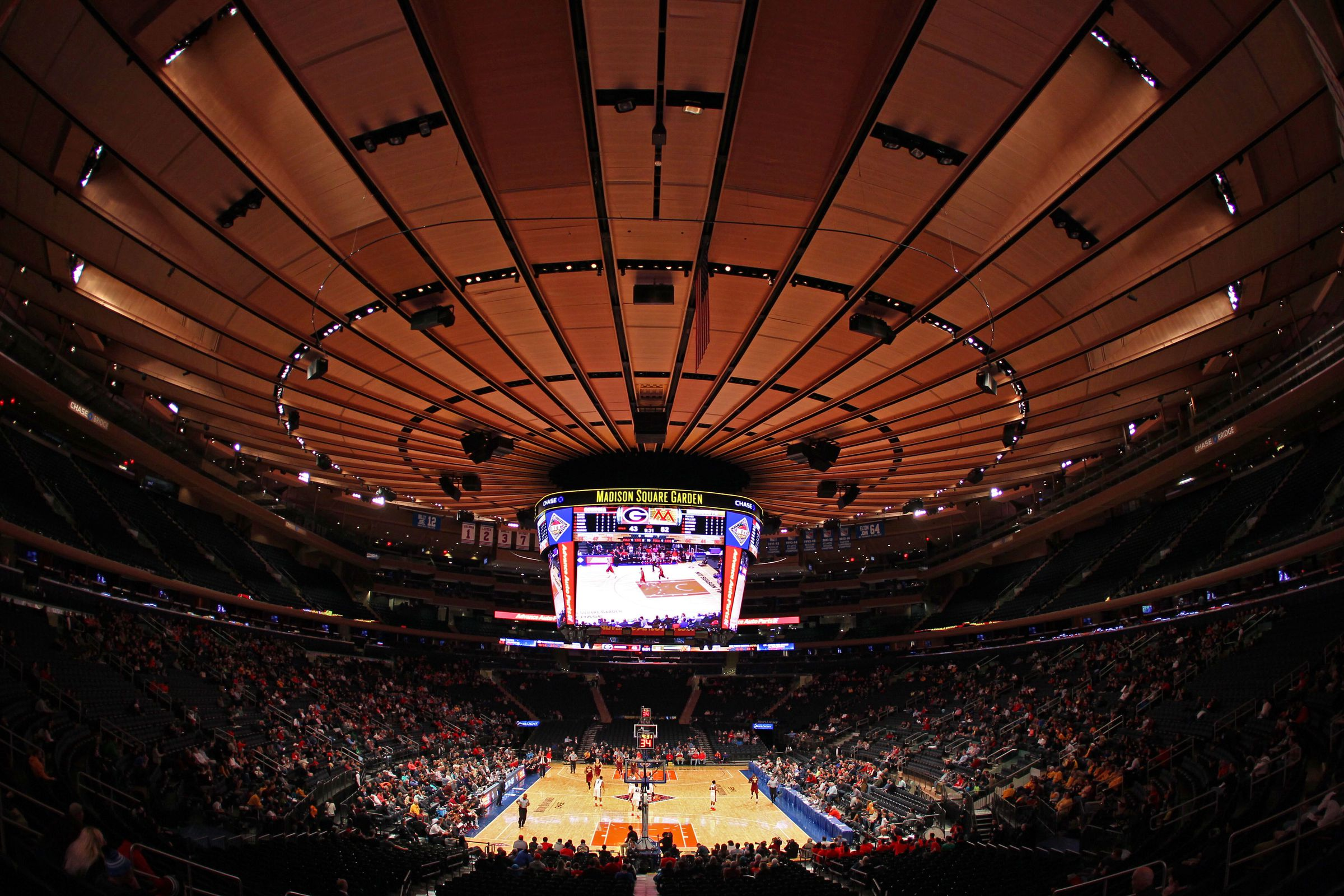 St john 39 s gets commit from 2015 center yankuba sima rumble in the garden Madison square garden basketball