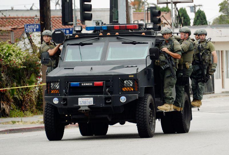 Los Angeles Swat Team