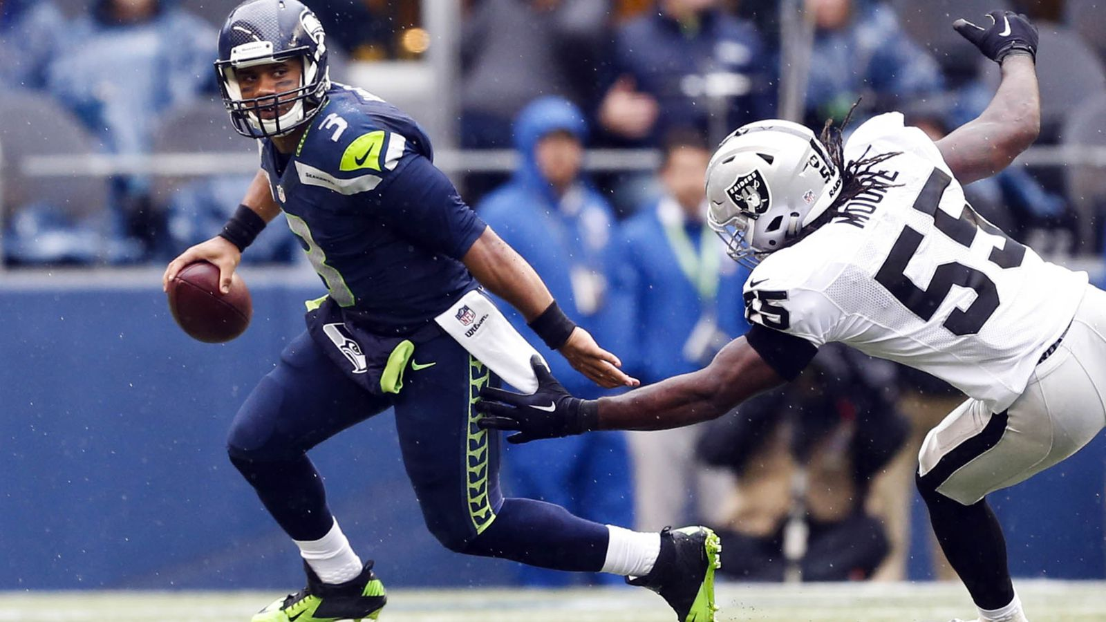 Seahawks vs. Raiders final score: Seahawks hang on to beat the Raiders