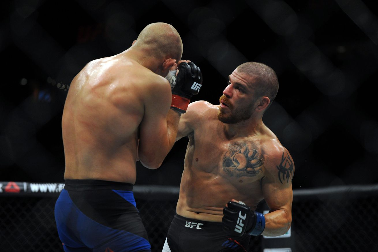 UFC on FOX 21 highlights: Watch Jim Miller outlast Joe Lauzon last night in Vancouver rematch