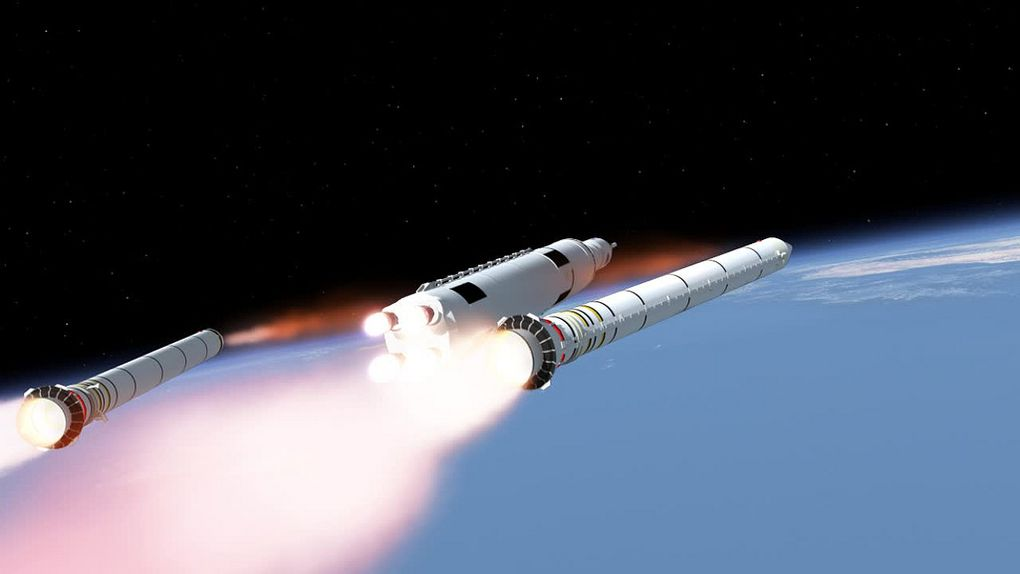 Nasa Is Building The Largest Rocket Of All Time For A 2018