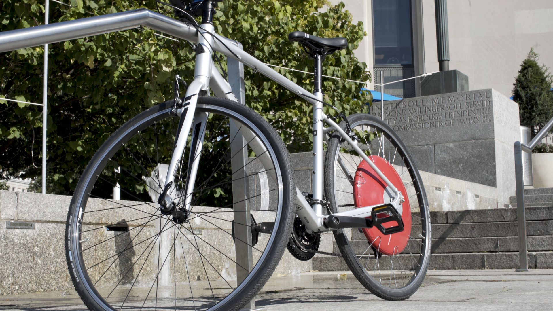 Copenhagen Wheel Review A Bike That Makes You Feel Like A